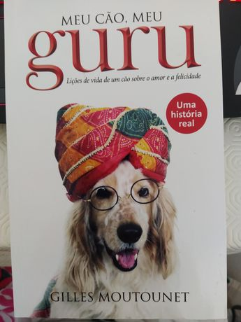"""Livro """"Meu Cão, Meu Guru"""""""