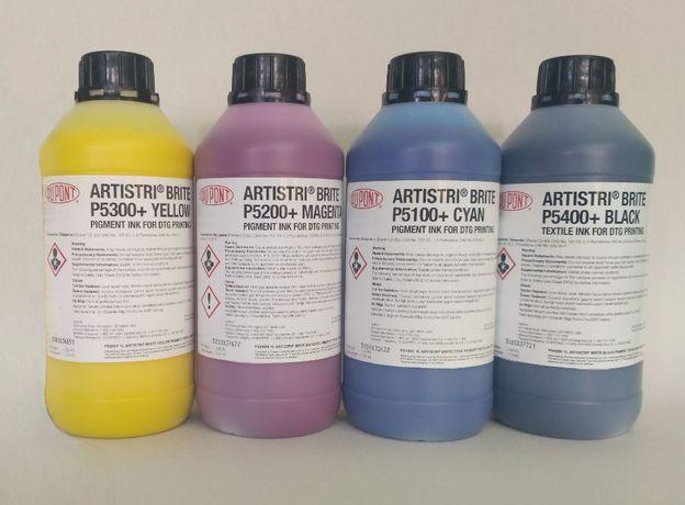 Текстильные чернила цветные Дюпон DuPont™ Artistri®Brite