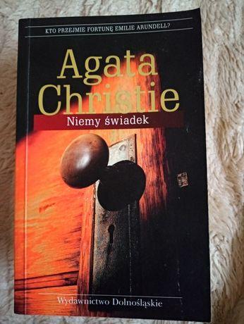 Książka Agata Christie 4 tytuły