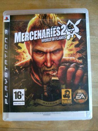 Mercenaries 2 Gra na konsolę PS3