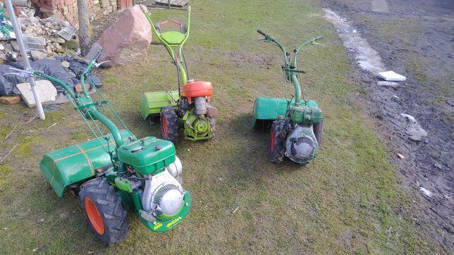 Agria, holder dzik traktorek