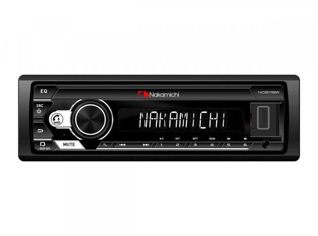 Автомагнітола Nakamichi NQ511BR BT/USB