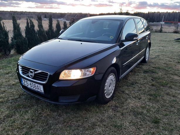 Volvo V50 2011 r. 1.6 Diesel 272000 przebiegu Szczecin