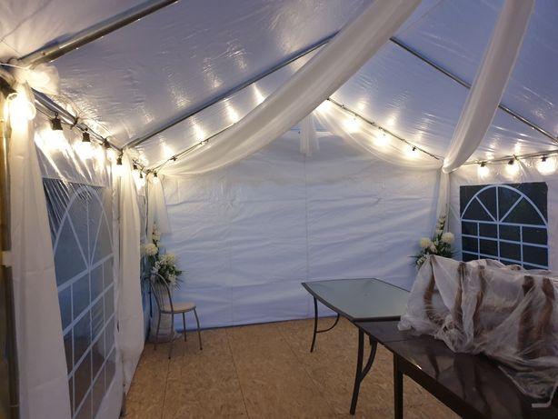 Namiot ogrodowy hala