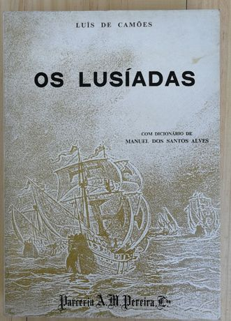 os lusíadas, manuel dos santos alves, parceria a. m. pereira