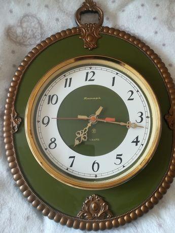 BOGATY Rosyjski Zegar ścienny Przeprowadzka