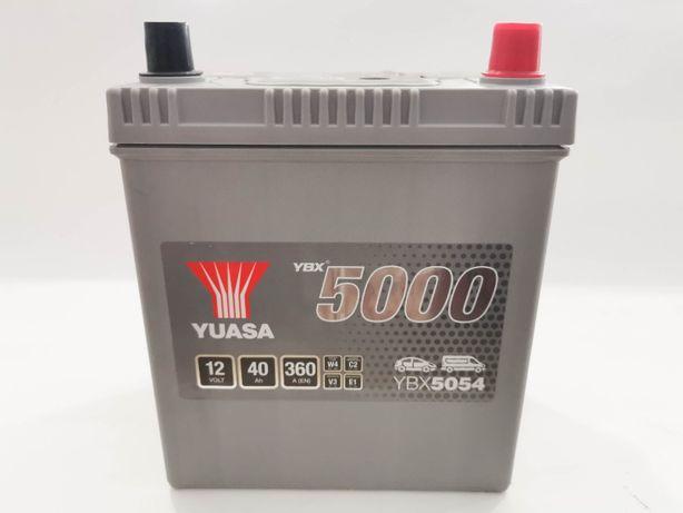 Akumulator YUASA YBX5054 40Ah 360A Promocja!!!