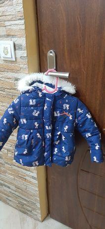 Kurtki zimowe dla dziewczynek