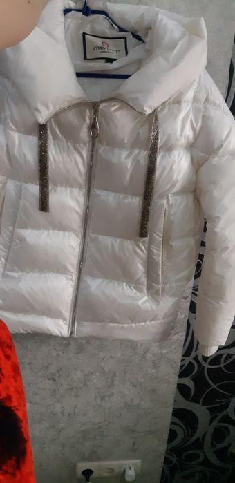 Куртка бойфренд  белая Запорожье - изображение 1