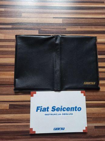 Instrukcja obsługi Fiat Seicento