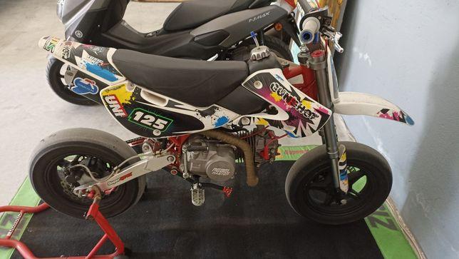 Pitbike Supermoto YX140