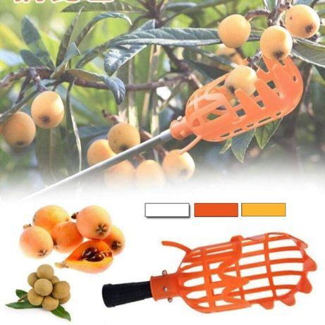 ツ Apanhador de fruta de plástico |portes grátis #104