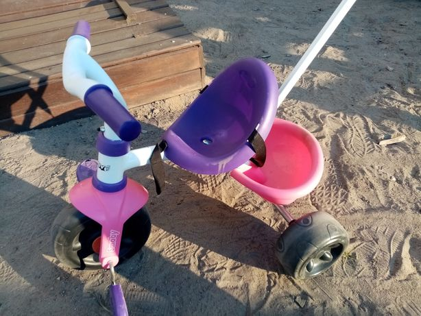 Rowerek SMOBY trójkołowy rower