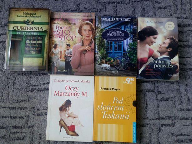 Literatura dla kobiet- romanse, obyczajowe
