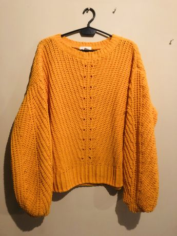 Sweter H&M! Nowy! Polecam. Rozm L