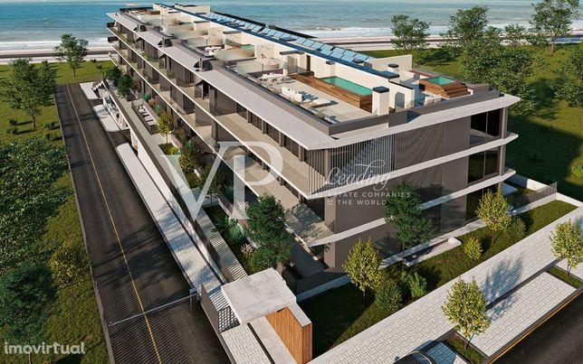 SEASHORE | Apartamento T2 Duplex Jacuzzi | Praia de Canidelo
