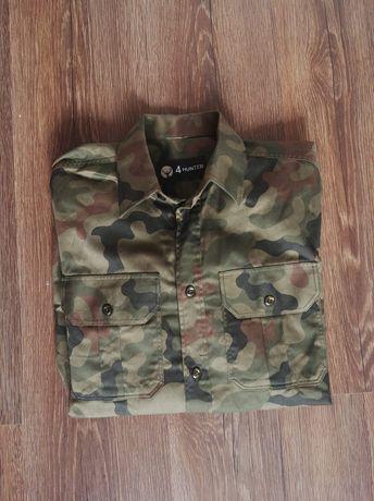 4 Hunter koszula myśliwska moro s/m