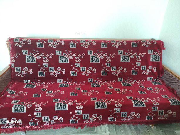 Мягкая мебель - диван и 2 кресла
