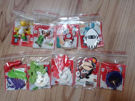 Super Mario figurki z jajka Kinder niespodzianki