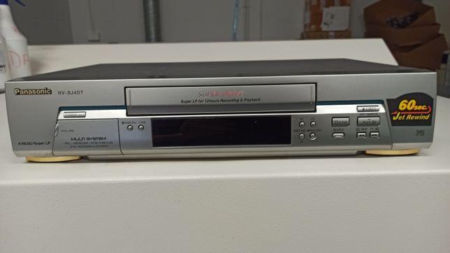 Magnetowid Panasonic  nv-sj 407
