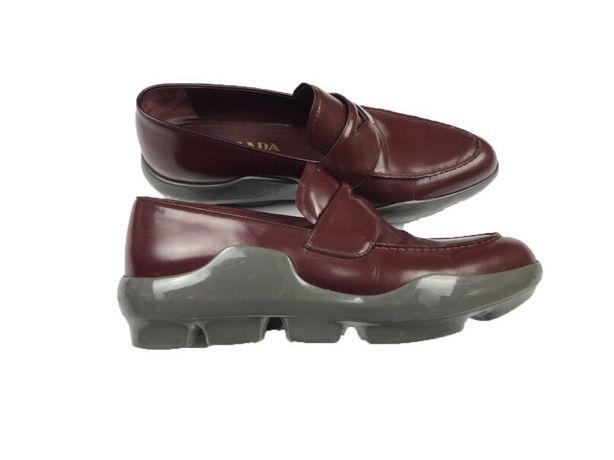 Туфли кроссовки prada