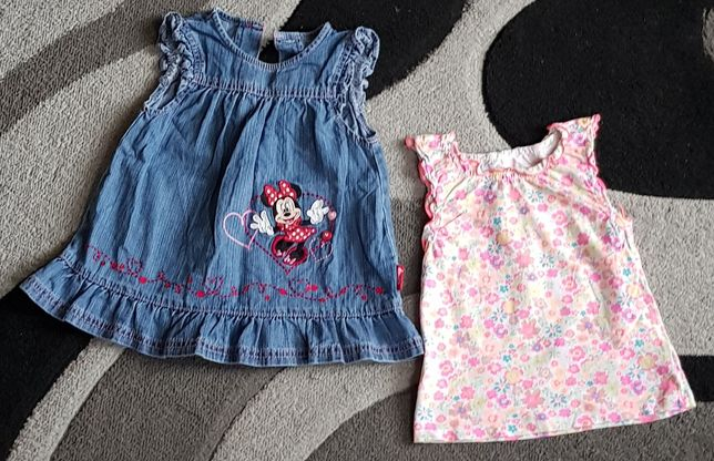 Ubranka dla dziewczynki 3-6 miesięcy