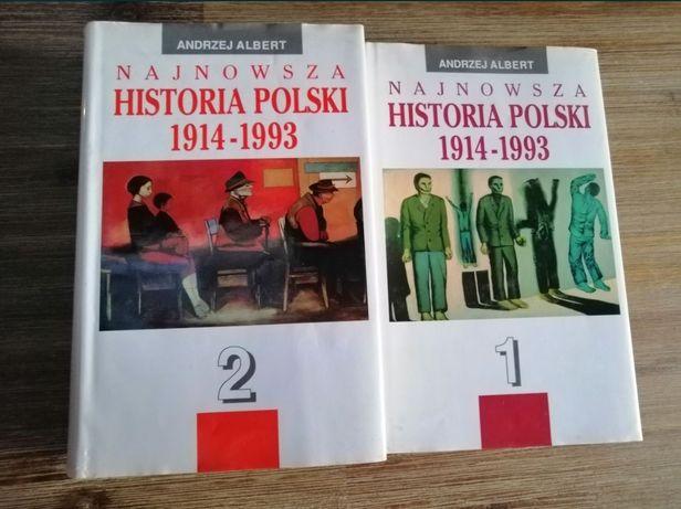 Najnowsza historia Polski