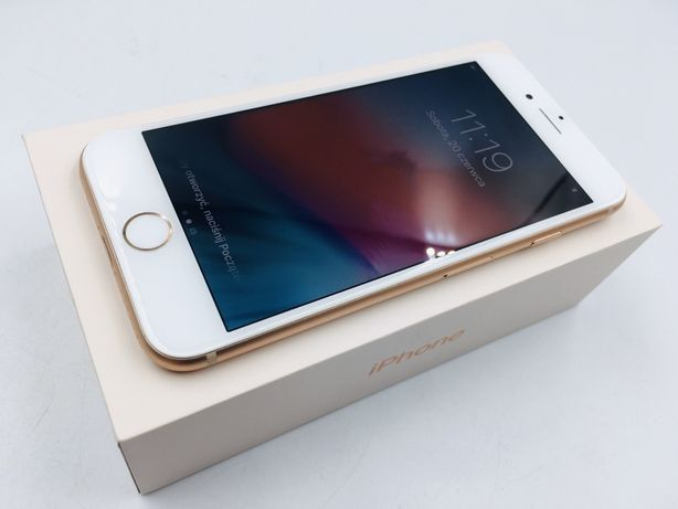 iPhone 8 64GB GOLD • PROMOCJA • GWAR 1 MSC • AppleCentrum