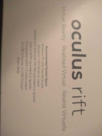 Виар очки Oculus rift