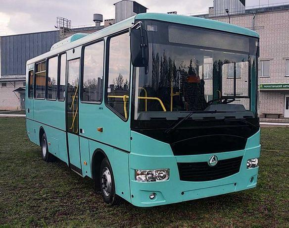 Междугородный автобус Эталон А08116