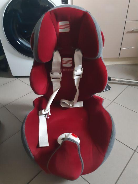 Sprzedam fotelik samochodowy seat 9 -18kg Komorowo - image 1