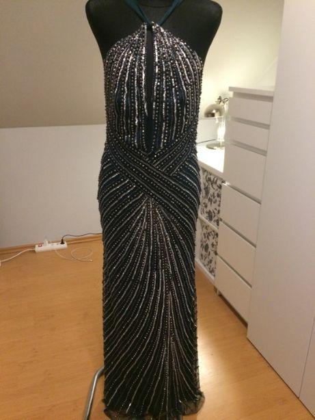 Lace & Beads suknia balowa rozm. S