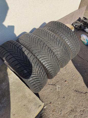 Зимові шини Goodyear UltraGrip Ice 2 (195/65R15 95T) XL з дисками VW