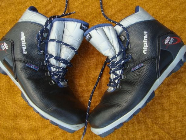 buty narciarskie biegowe Alpina -roz 40-26. cm -profil NNN-Thinsulat