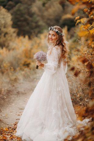 Весільна сукня Frozinia, свадебное платье