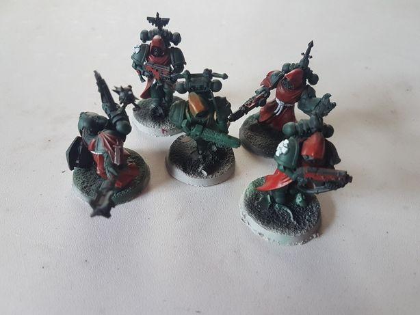 5x Veteran Squad DA Warhammer 40k