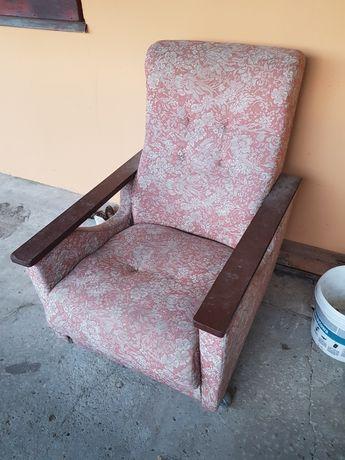 Oddam 2 fotele ogródki dzialkowe Stokrotka Przasnysz