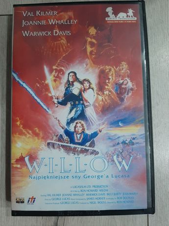 Willow flm na kasecie VHS