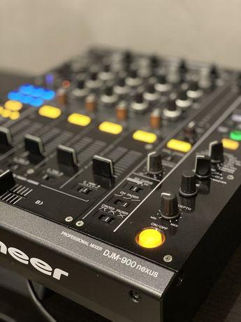 Mixer Pioneer DJM-900 nexus