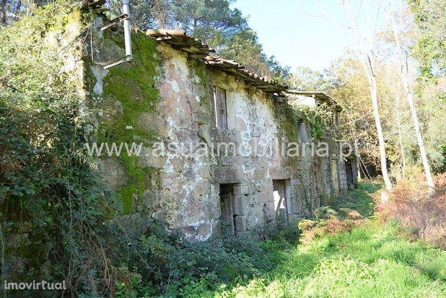 Quinta c/ Casa em Pedra p/ Restauro - Caires