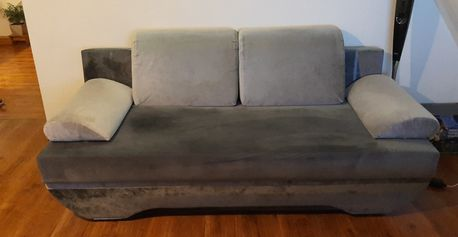 Komplet wypoczynkowy kanapa + 2 fotele