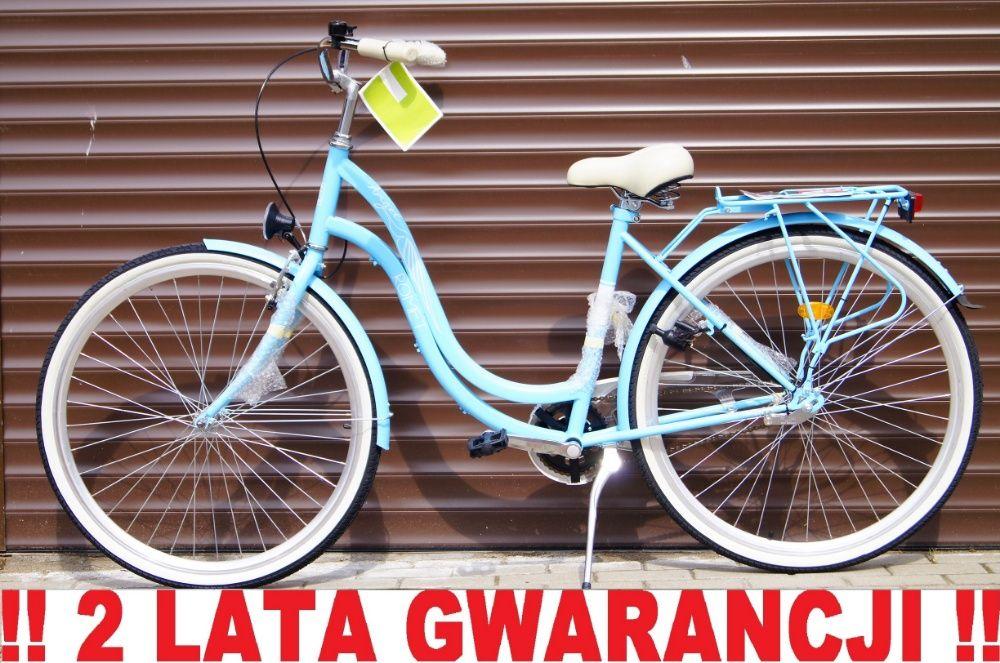NOWY STYLOWY Rower ROMET 28' dla kobiety. + LICZNIK w GRATISIE !! Elbląg - image 1
