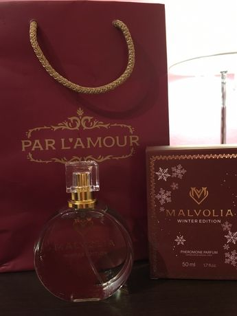 Perfumy feromony Malvolia Winter Edition Parlamour