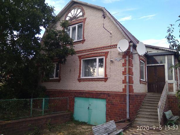Жилой 2-х этажный дом, безнал, Славянск, Северный