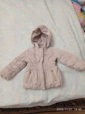 Детская зимняя одежда на 3 года