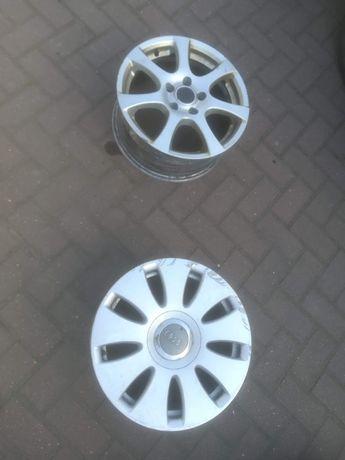 Felgi aluminiowe VW AUDI 5x112 R16