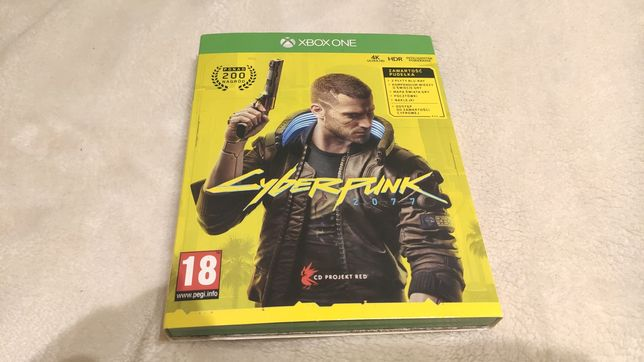 Cyberpunk 2077 xbox one, series S, X