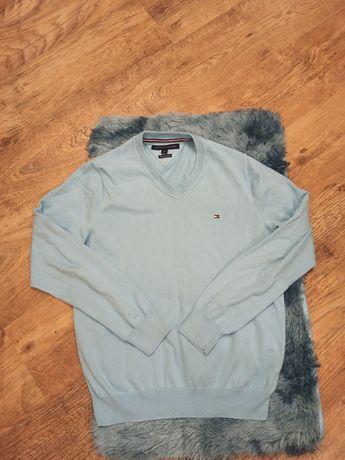 Sweter Tommy Hilfiger M bawełna premium