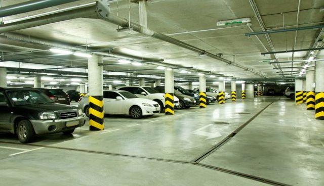 Продам Паркоместо в паркинге на Панфилова, 17 кв. м