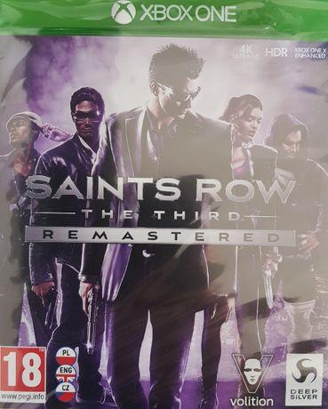Saints Row: The Third Remastered XBOX ONE Nowa Kraków